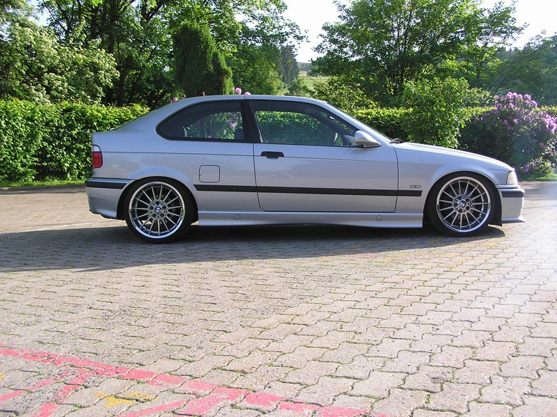 e36 compact radial style kerscher rs 3er bmw e36. Black Bedroom Furniture Sets. Home Design Ideas