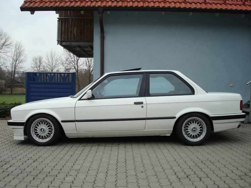 E30 318is BBS Kreuzspeiche - 3er BMW - E30