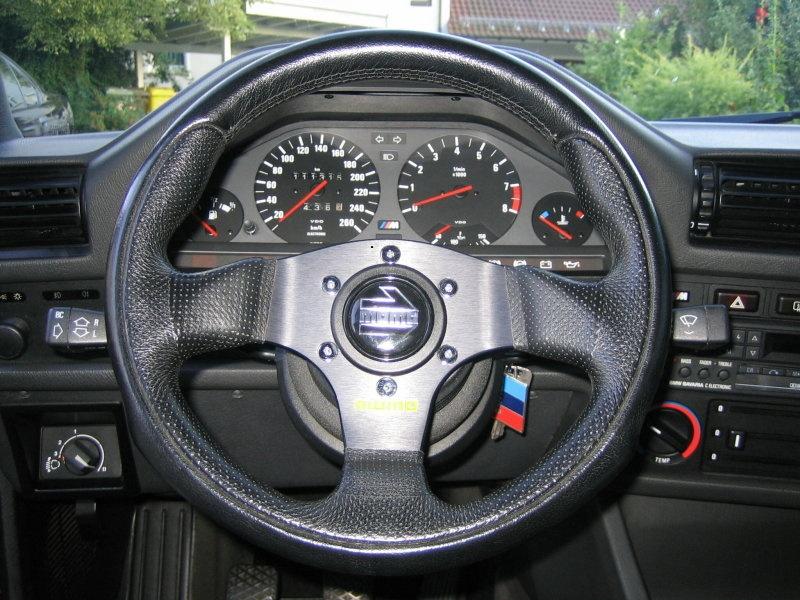 E30 M3 BBS Lemans - 3er BMW - E30