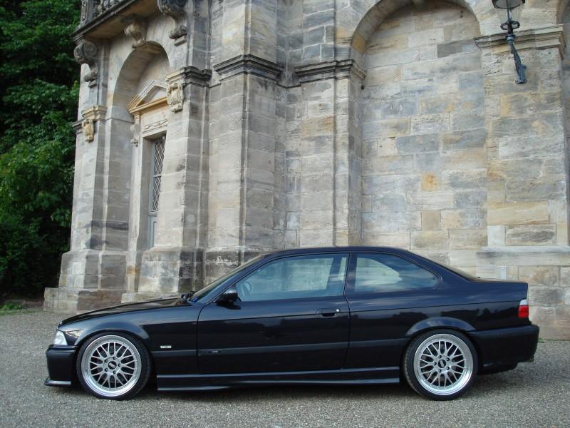 E36 M3 Coupe BBS Lemans - 3er BMW - E36