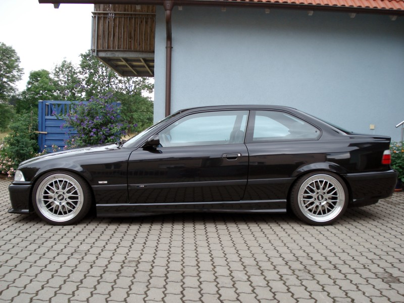 E36 M3 Coupe BBS Lemans - 3er BMW - E36